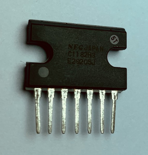 µpc1182h NEC