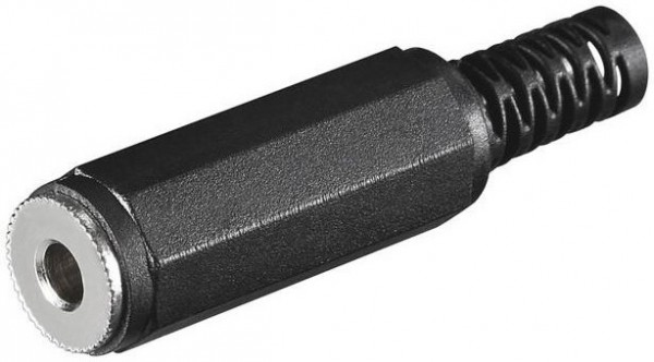 Klinkenkupplung 3,5mm