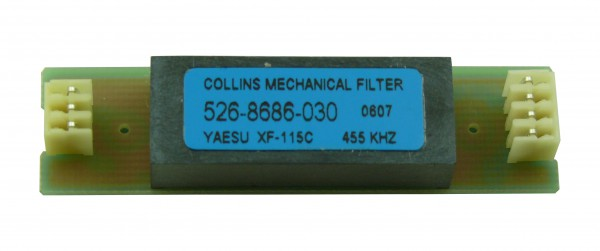 Yaesu YF-122C Collins CW Filter