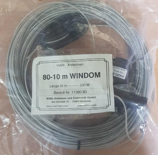 Windom 80-10m Wimo