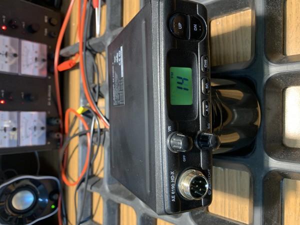 AE-6190HD-X gebraucht