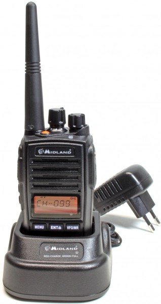 Midland G18 PMR-Handfunkgerät