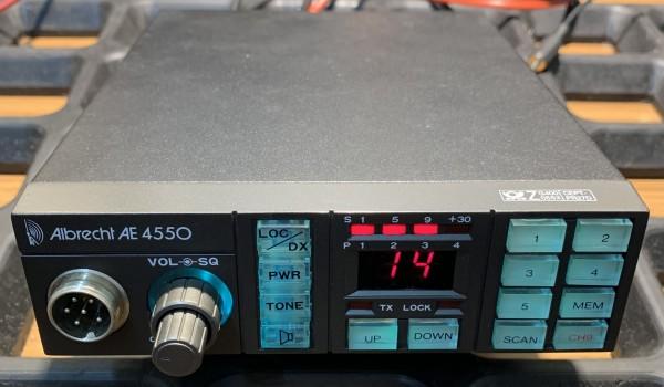 Albrecht AE4550 B-Ware