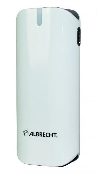 Albrecht PowerBank PB52 mit 5200mAh