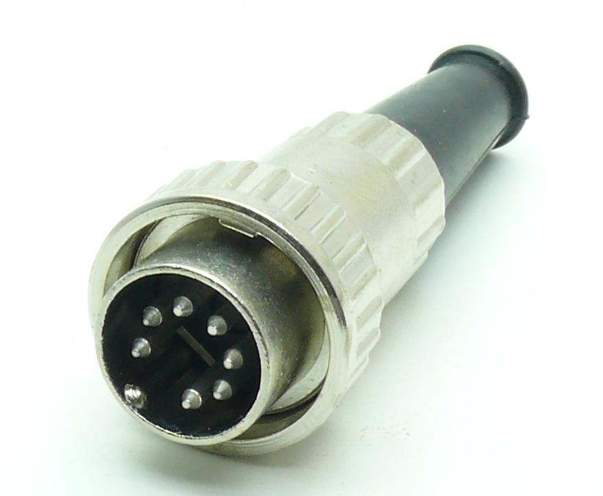 Ziemlich 7 Poliger Elektrischer Stecker Bilder - Elektrische ...