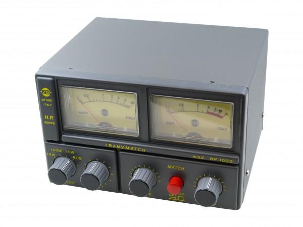 Zetagi HP-1000 SWR / Matchbox