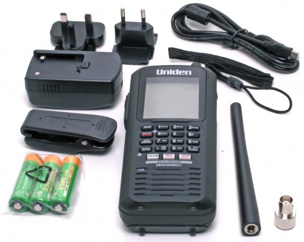UBC-D3600XLT Uniden