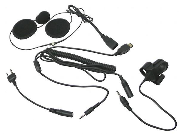 HS100/HS110 Helmsprechset