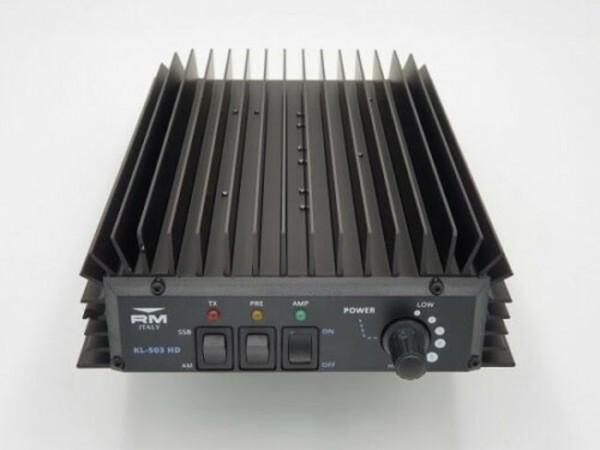 KL-503 HD RM-Italy
