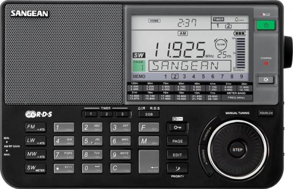 ATS-909X Weltempfänger Sangean