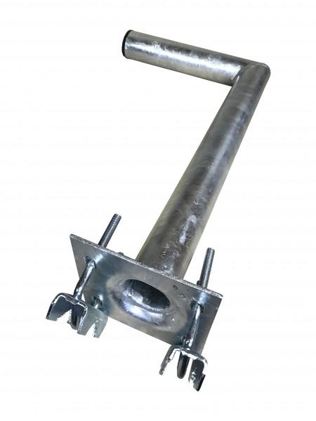 Mastausleger / Geländerhalterung 45cm