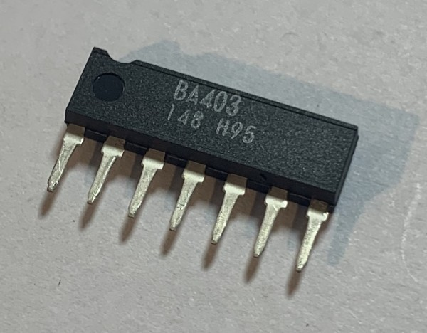 BA403 Demodulator IC