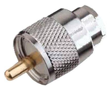 PL-Stecker auf Nippelstecker