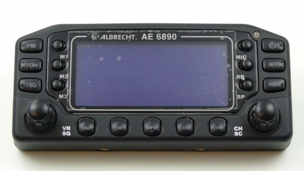 Ersatz Frontpannel AE-6890