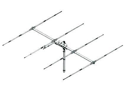 sy 27 4 4 element yagi f 27 mhz stationsantennen cb. Black Bedroom Furniture Sets. Home Design Ideas