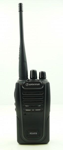 Wouxun KG-819 PMR Handfunkgerät