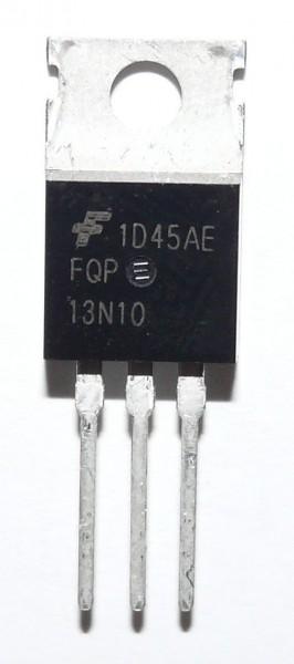 13N10 HF Transistor