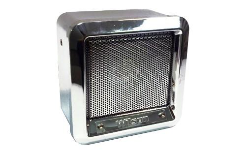 Wilson Speaker Chrome