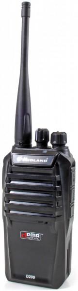 Midland D-200 DPMR Digital Handfunkgerät