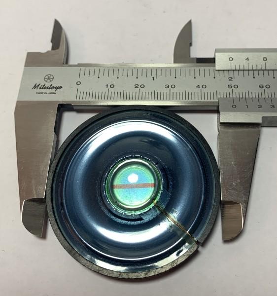 Miniatur Lautsprecher 50mm