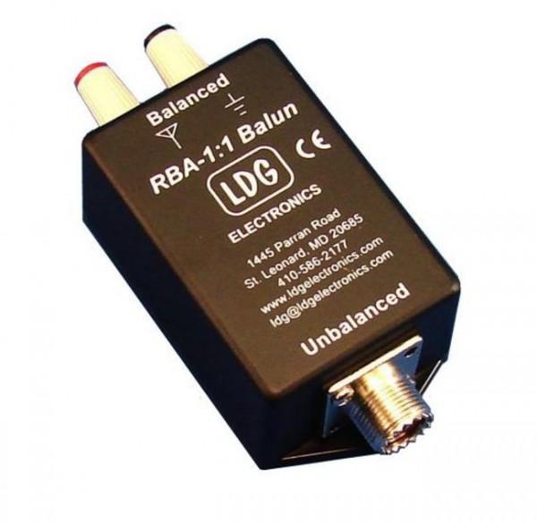 RBA-1:1 Balun LDG