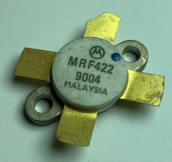 MRF422 Motorola