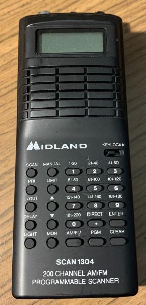 Midland Scan 1304 gebraucht