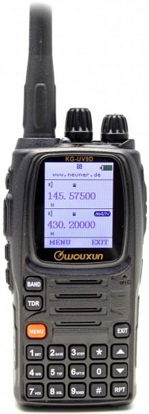 KG-UV9D Wouxun