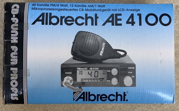 Albrecht AE4100 gebraucht