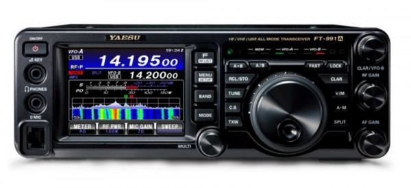 Yaesu FT-991A KW/VHF/UHF C4FM/Allmode Transceiver
