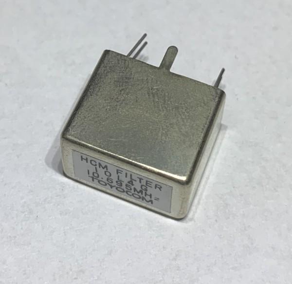 SSB Kristallfilter 10L4G
