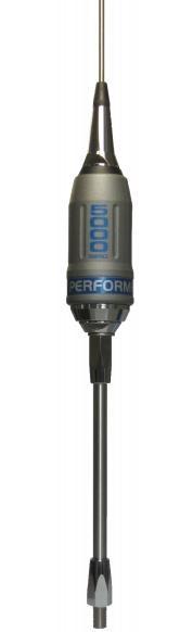 """Performer-5000 3/8"""" Strahler Sirio"""