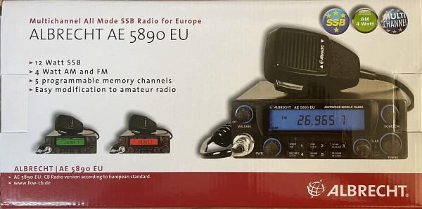 AE-5890 B-Ware mit S-Meter Anschluss