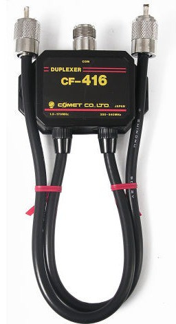 CF-416 A Comet