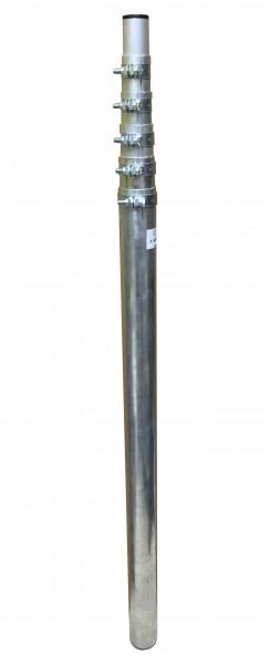 Portabel Schiebemast Alu 6m