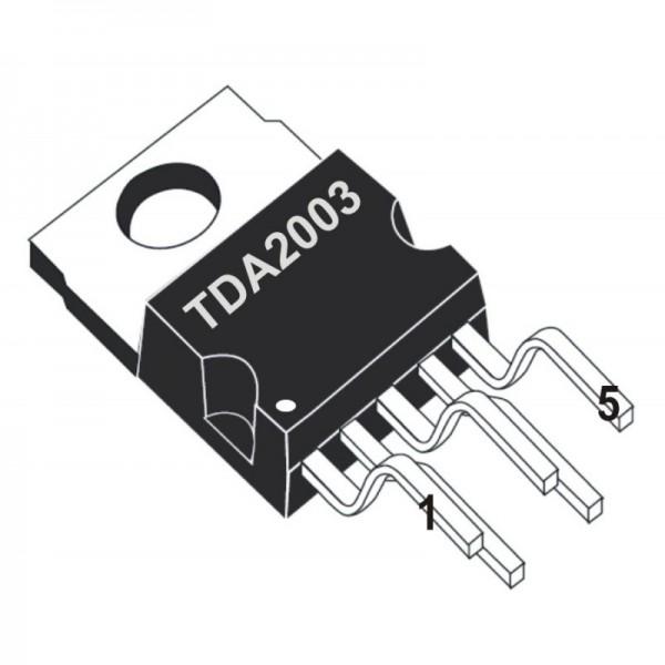 TDA-2003 NF-AMP