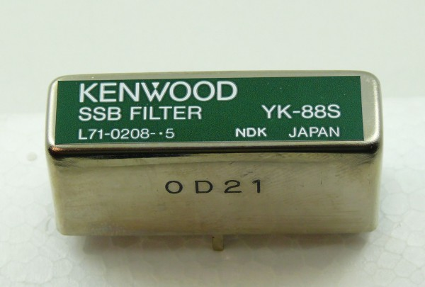 YK-88S SSB Cristal Filter Kenwood