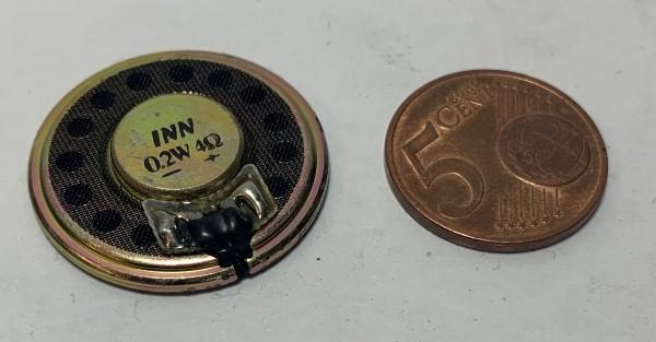 Lautsprecher Miniatur 28mm