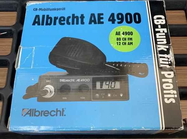 Albrecht AE 4900 gebraucht