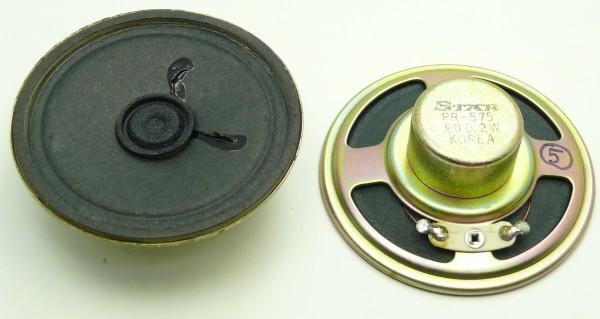 Ersatzlautsprecher Typ 5 8 Ohm, 0,2W