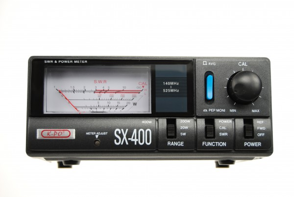 SX-400 SWR & PWR Meter K-PO