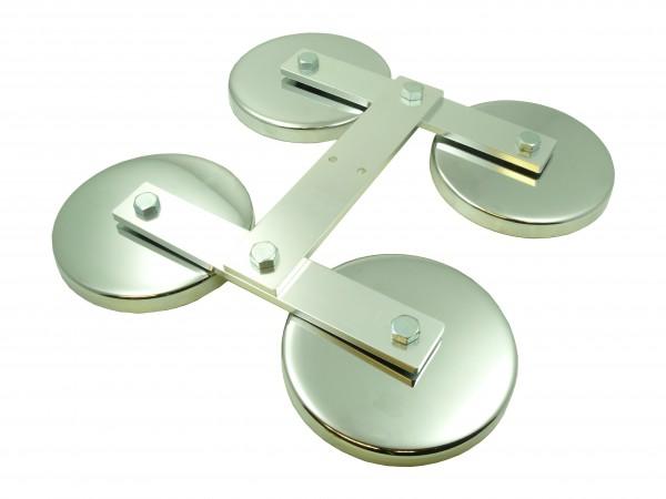 MM-4401 4-fach Magnetfuss