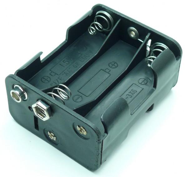 Batteriehalter 6xMignon