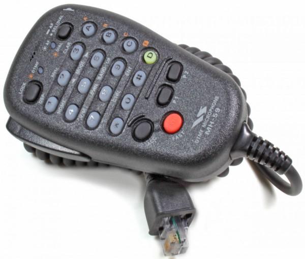 Yaesu MH-59A8J DTMF / Remote-Mikrofon