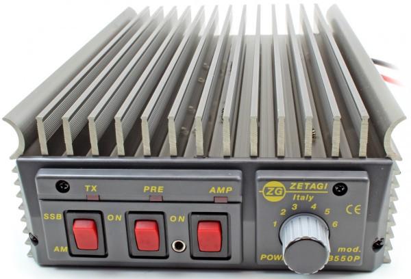 Zetagi B550 P Verstärker 12 Volt
