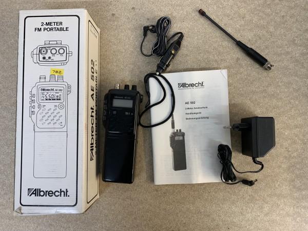 AE502 2m Handfunkgerät gebraucht