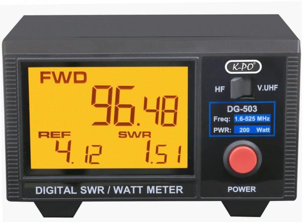 K-PO DG-503 SWR/Watt-Meter