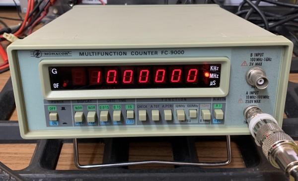 Monacor Multifunktionszähler FC-9000 gebraucht