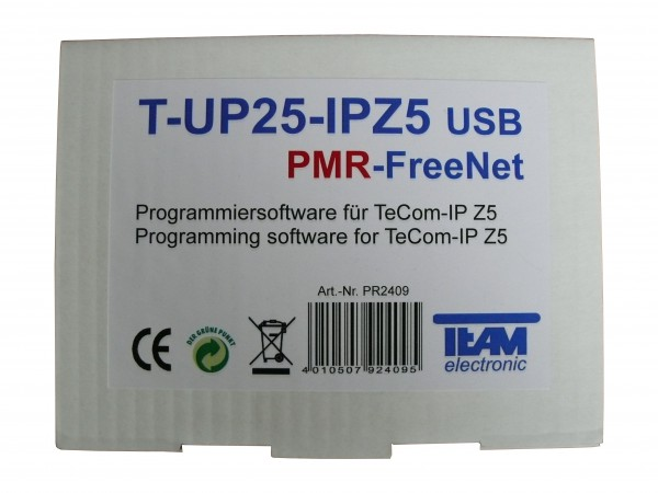 T-UP-25 USB Team