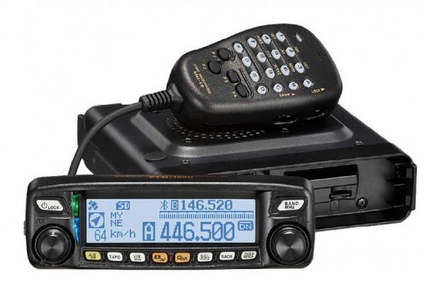 Yaesu FTM-100DE 2m/70cm C4FM/GPS Transceiver